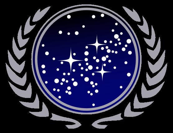united federation of planets emblem - photo #13